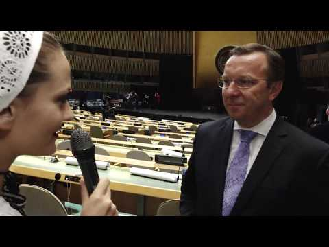 Lúčnica, UN Day 2017, United Nations, General Assembly Hall, New York, USA