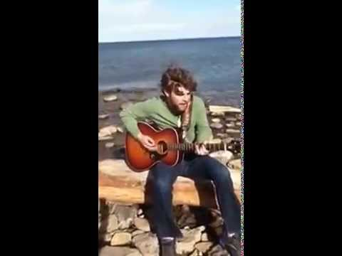 40 Day Dream by Edward Sharpe and The Magnetic Zeros - Acoustic Cover by Nicholas Alan Vieth