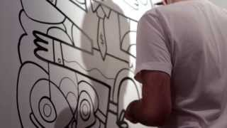 Repeat youtube video The Roger Smith Hotel Presents: Jon Burgerman