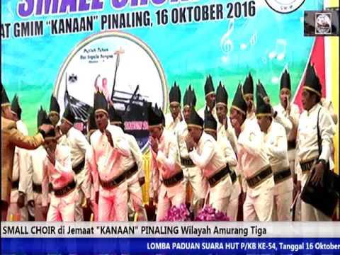 PKB Jesira Champion Small Choir 2016