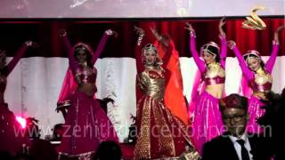 Mughal Dance Performance, Korea Zenith Dance Troupe New Delhi India
