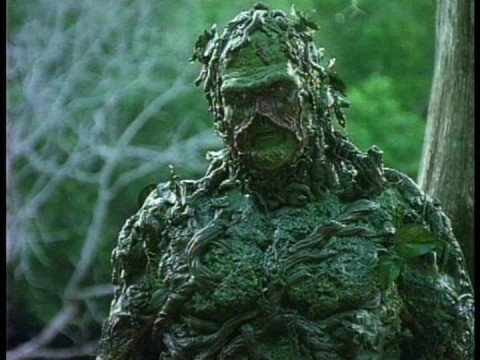 RETURN OF SWAMP THING psa