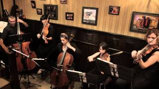 Domino string quintet