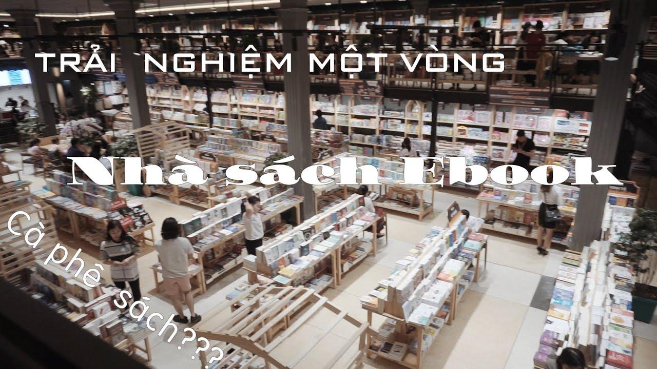 Cận Cảnh Cafe Nha Sach Ebook Nguyễn Thai Sơn Trải Nghiệm Sai Gon Go Vấp 1