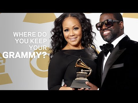 Where Do You Keep Your GRAMMY: Warryn And Erica Campbell