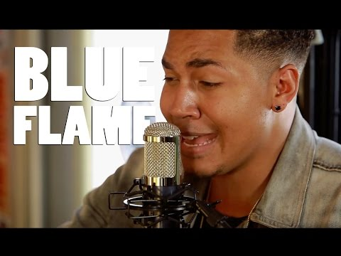 "THE REASN - ""Blue Flame"" (Live in Los Angeles, CA) #JAMINTHEVAN"