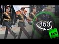 الحياة اليومية لطلاب مدرسة سوفوروف العسكرية