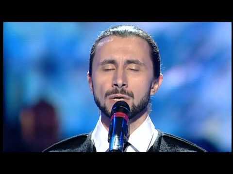 Adrian Nour Charle Aznavour    La Boheme   The Voice - Romania
