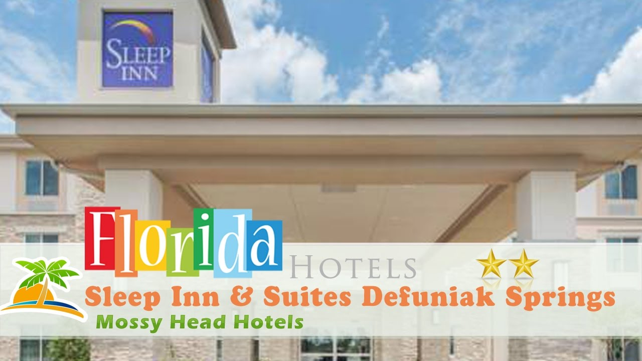 Sleep Inn Suites Defuniak Springs Mossy Head Hotels Florida