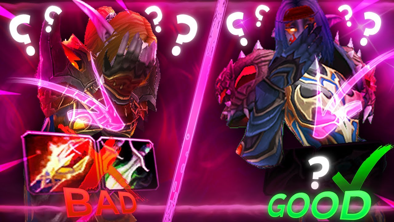 I tried out the *best* Rogue Comp ingame... | Rogue WoW Shadowlands Arena | Method Nahj