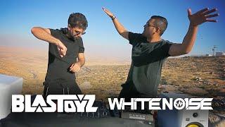 BLASTOYZ vs. WHITENO1SE ▼ TRANSMISSION LIVE