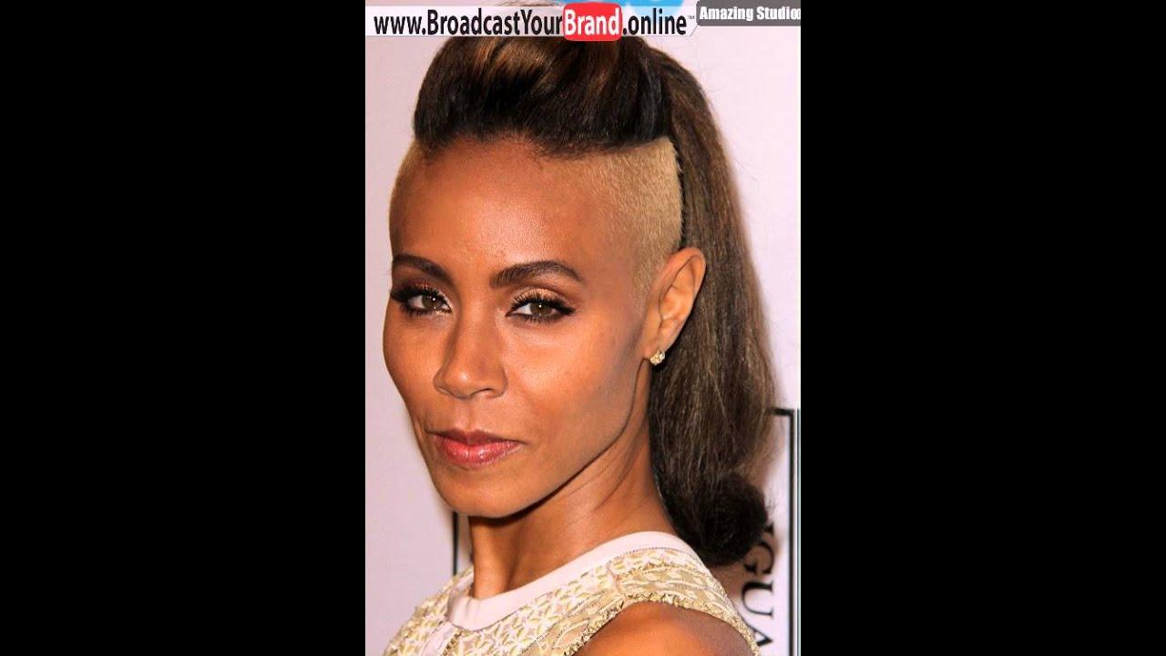 Undercut Hairstyle Black Women