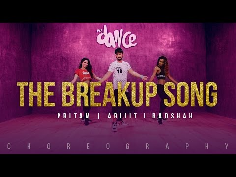 The Breakup Song - Ae Dil Hai Mushkil | Pritam | Arijit I Badshah | FitDance TV