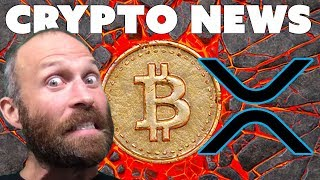 Bitcoin Bloodbath WHY??? | $XRP to #1 | Crypto ETF | Hack Update