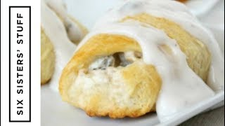 How to make Chicken Cream Cheese Roll-Ups | Six Sisters Stuff