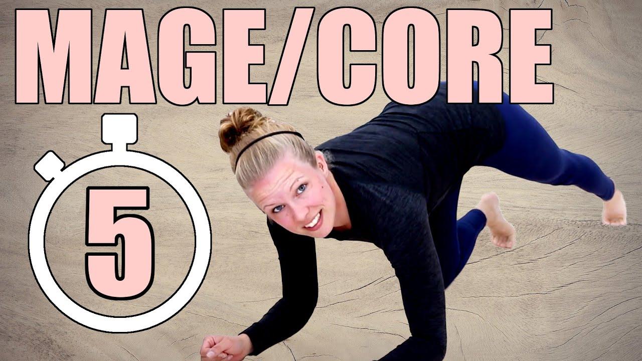 core träning hemma