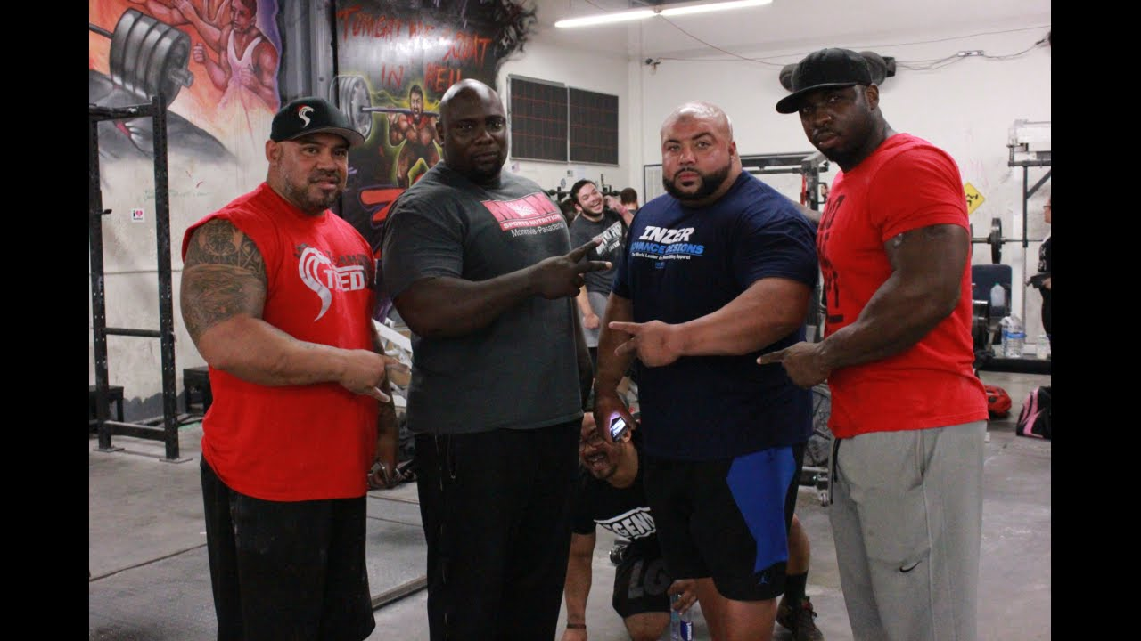 Introducing The WEST COAST HEAVY HITTERS - M Town Monsta