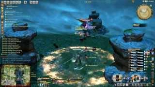 FFXIV 2.0 ARR - Garuda Trial - The Howling Eye (Hard) ~LS/FC Clover Style~