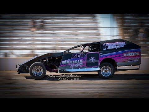 Central Arizona Speedway IMCA Modified 2/12/18