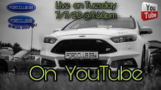 Ford Club GB Live Chat Episode 3