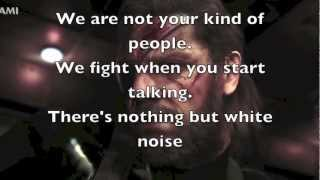Metal Gear Solid 5: Song -Not Your Kind of People- W/lyrics