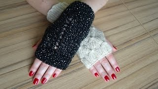 Fingerless Gloves (Rukavice bez prstiju)