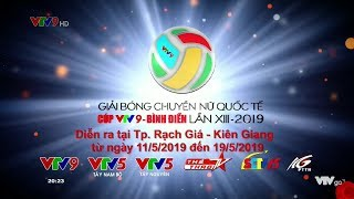 VTV Binh Dien Long An 🇻🇳 vs U23 Thailand 🇹🇭 I VTV9 BINH DIEN CUP 2019 I 13.05.2019