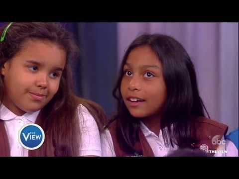 NYC Girl Scout Troop 6000 Receives Huge Surprise!   The View