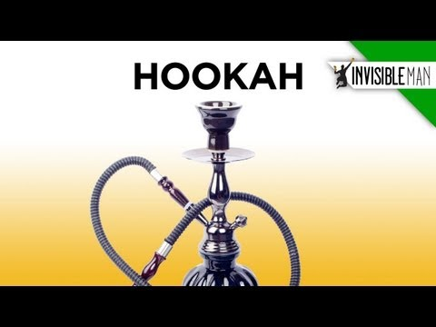 Learn the Proper way to Smoke a Hookah – Invisible Man Presents