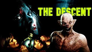 THE DESCENT (2005) Explained In Hindi