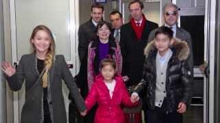 Жена и дочь Мухтара Аблязова вернулись в Италию / А24