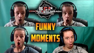 FUNNY MOMENTS Z SCP: CONTAINMENT BREACH ULTIMATE EDITION by Wiadro
