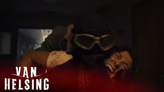 VAN HELSING | Season 2, Episode 3 Clip: Hungry | SYFY
