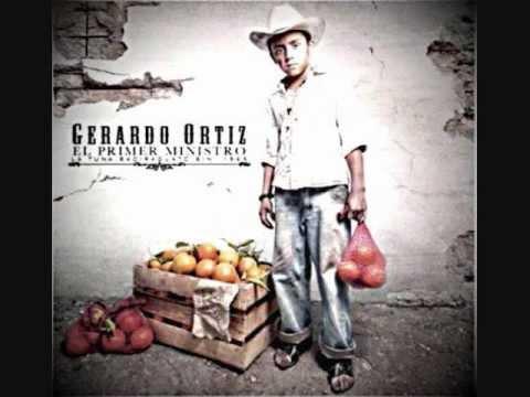 Gerardo Ortiz - Mañana Voy A Conquistarla (Estudio 2012)