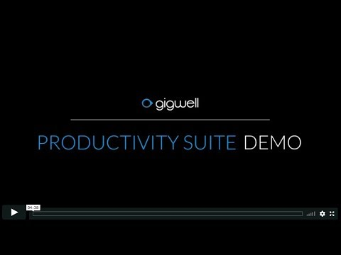 Gigwell Booking Agency Software Demo in 5 minutes