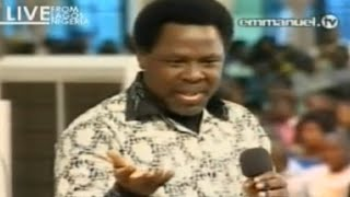 SCOAN 14/12/14: SERMON: GOD IS SPIRIT (Part 3) BY TB JOSHUA. Emmanuel TV