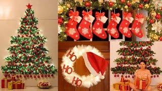 Diy christmas decorations 2021 🎄 10 New Christmas decoration ideas
