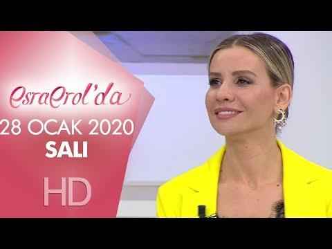 Esra Erol'da 28 Ocak 2020 | Salı