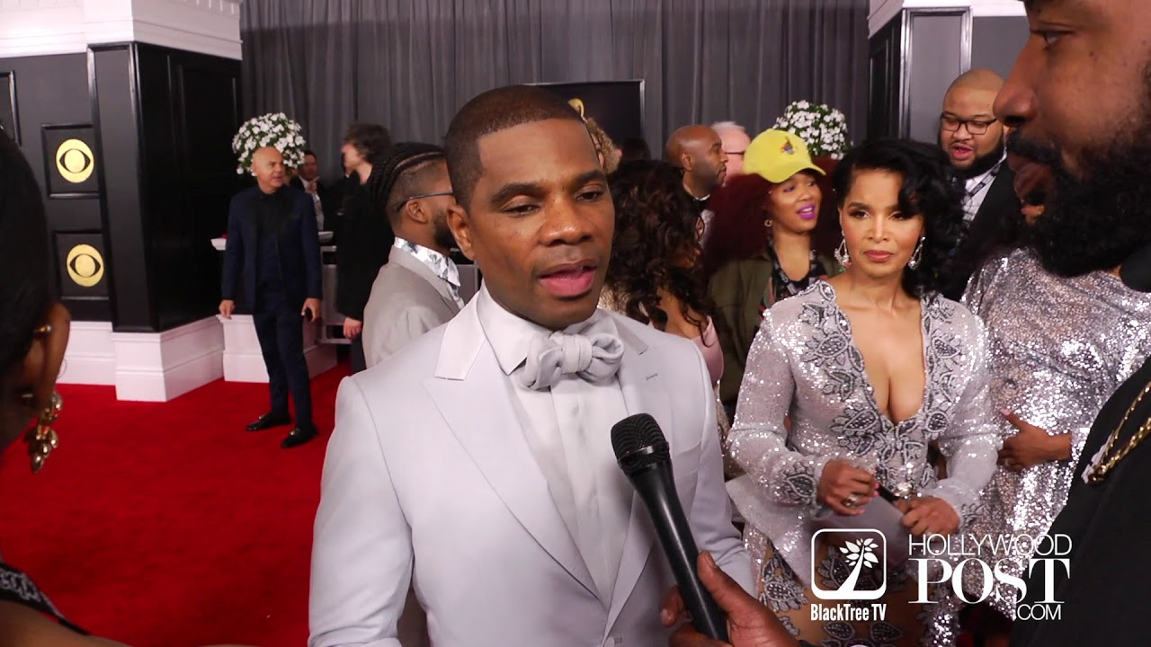 Kirk Franklin has a good word for Kobe Mourners at 2020 GRAMMY Awards