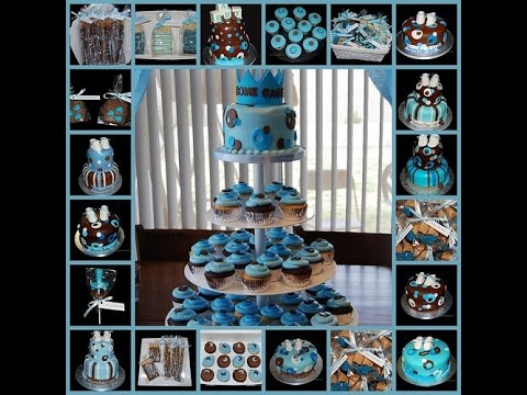 Baby shower themes party decoration ideas youtube for Baby decoration games