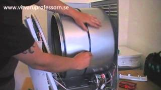Videoguide: Hur utbyter man rem på torktumlaren? Se här …