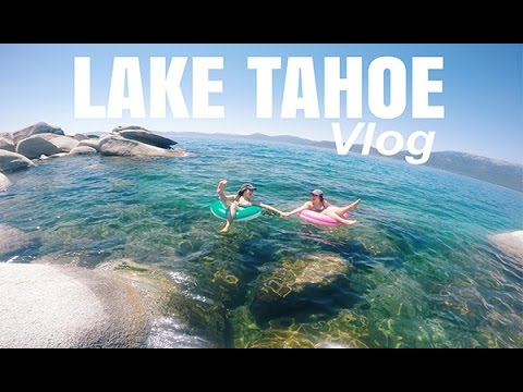 LAKE TAHOE FAMILY VACATION VLOG // xoalwaysbella