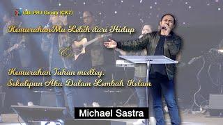 Download lagu KemurahanMu Lebih dari Hidup medley Oleh Karena Kemurahan Tuhan by Michael