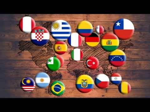 7 International Words Born in Venice (Venetian Language) – Academia de ła Bona Creansa