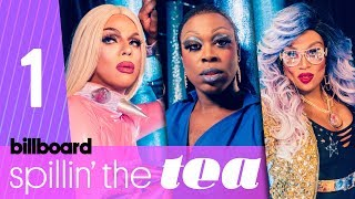 Spillin' The Tea: Is Jiggly Team Nicki or Team Cardi? 'Drag Race' Queens On Celebs | Billboard Pride