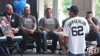 NY Yankees Hope Week: Stand For The Silent