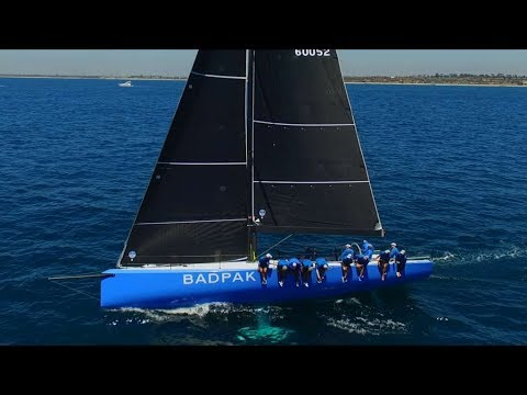 2017 One Design Offshore Championships - Pac52's - First Race 6/9/2017