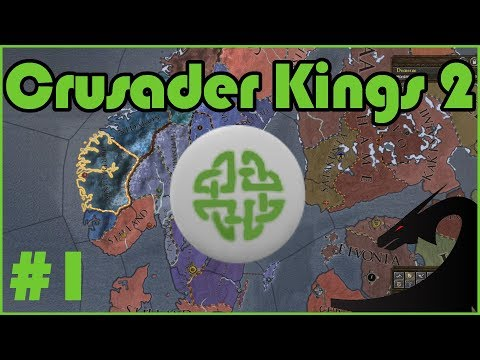 Crusader Kings 2 - Scandinavia - Episode 1