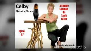 CELBY HEIGHT INCREASING ELAVATOR SHOES 360p