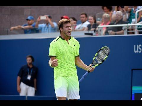 2017 US Open: 15-Love With Ryan Harrison
